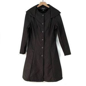Betabrand Women's Seth Aaron Phyllis Day Coat Sz M